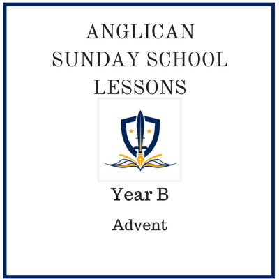 Anglican Sunday School Lessons - Year B